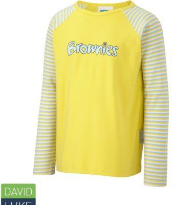 DL122 Brownie LS T-Shirt